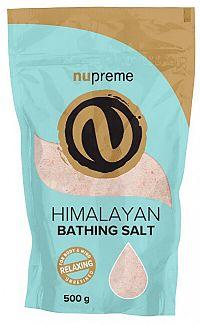 Nupreme Himalájska soľ ružová kúpeľová 500g NUPREME