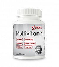 Nutricius Multivitamín - rakytník a guarana 90 tbl.
