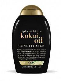 OGX Hydratačný kondicionér proti krepatosti kukui olej 385 ml