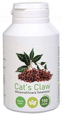 Olimpex Trading Cat ´s Claw (Uncaria tomentosa, Vilcacora) 150 tob. + 50 tob. ZADARMO