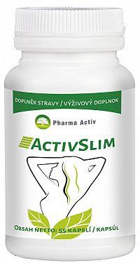 Pharma Activ ActivSlim 55 kapsúl