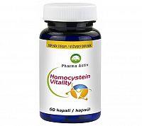 Pharma Activ Homocysteín Vitality 60 kapslí
