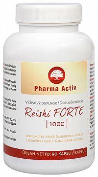 Pharma Activ Reishi FORTE 1000 90 kapsúl