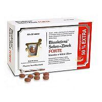 Pharma Nord Bioaktívny Selén + Zinok FORTE 60 + 30 tablet EXTRA