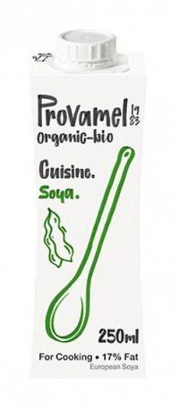 Provamel Provamel BIO sójová alternatíva smotany na varenie 250 ml