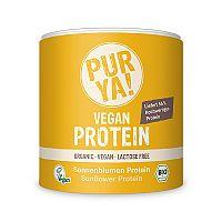 PUR YA! BIO Slnečnicový proteín pre vegánov 250 g