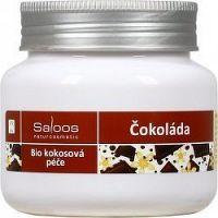 Saloos Bio Kokosová starostlivosť - Čokoláda 250 ml