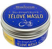 Saloos BIO slivkové telové maslo 150 ml