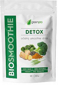 SALUTEM Pharma BioSmoothie GreenPro Detox 300 g