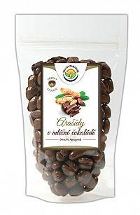 Salvia Paradise Arašidy v mliečnej čokoláde 300 g