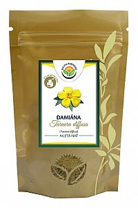 Salvia Paradise Damiána - Turnera diffusa mletá vňať 80g