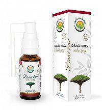 Salvia Paradise Dračia krv ústny sprej 20 ml 20 ml
