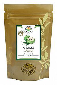 Salvia Paradise Graviola - Annona mleté list 1000 g
