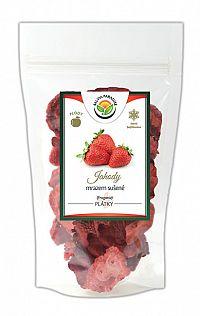 Salvia Paradise Jahody plátky mrazom sušené 1000 g