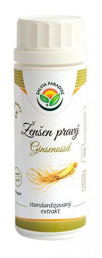 Salvia Paradise Ženšen - ginsenosidy štandardizovaný extrakt 60 kapslí