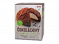 Semix Čokoládová torta bez lepku + náplň 430 g