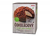 Semix Čokoládová torta bez lepku + náplň 430g