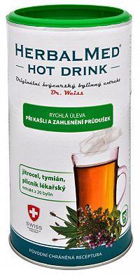 Simply You HerbalMed Hot Drink Dr. Weiss - kašeľ, priedušky 180 g