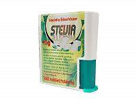 Stevia Stevia - sladidlo tablety, dávkovač 160tbl
