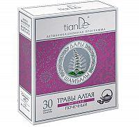 tianDe Bylinná zmes Trávy Altaja 30 sáčkov