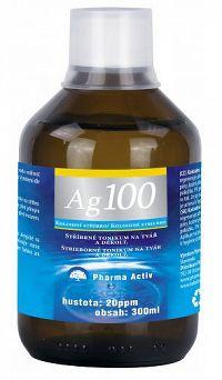 Trix Ag.100 Koloidné striebro 20 ppm 300 ml