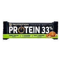 Vieste GO ON Proteínová tyčinka 33% slaný karamel 50 g