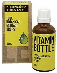 Vitamin Bottle Pestrec mariánsky + púpava 50 ml