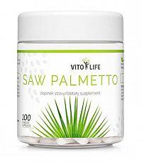 Vito life Saw palmetto, 100 kapsúl