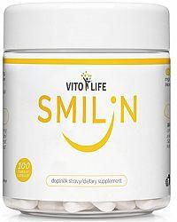 Vito life Smilin pre dobrú náladu 100 kapsúl