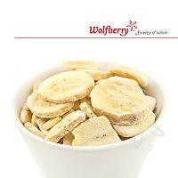 Wolfberry Banány lyofilizovanej 20 g