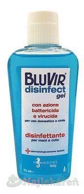 BLUVIR Disinfect gél 75ml