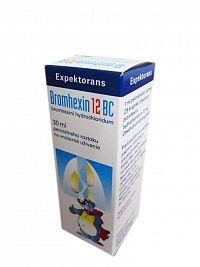 Bromhexin 12 BC gtt 30ml