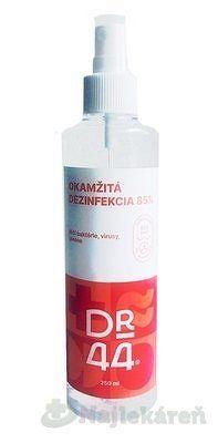 DR.44 dezinfekčný roztok 85% etanol 250 ml
