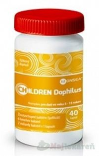 Harmonium Children Dophilus 40 cps.