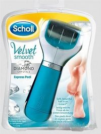 Scholl VS Diamond Elektrický pilník na chodidlá