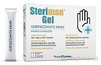 Steriman Gél dezinfekčný gél na ruky 20x2,8 ml