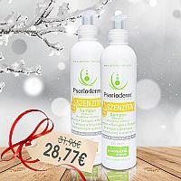 Balíček - Psorioderm sensitive šampóny