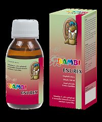 Bambi Enurex - Joalis - nočné pomočovanie u deti