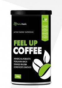 Feel up - káva - energetický nápoj