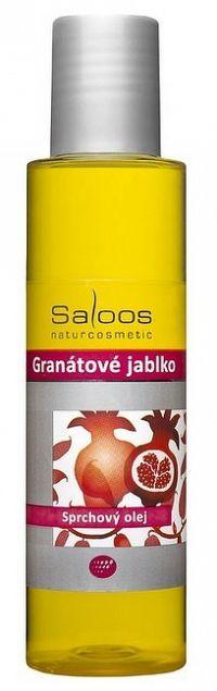 Granátové jablko - sprchový olej