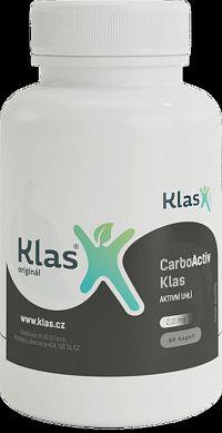 KLAS CarboActiv - aktívne uhlie