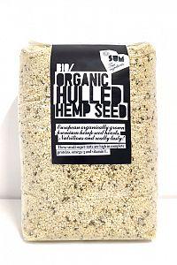 Lúpané konopné semienka BIO, Premium, 1kg