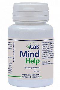 MindHelp - Joalis - pamäť, myseľ
