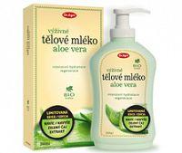 Telové mlieko Aloe Vera so zeleným čajom