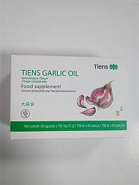 Tiens Cesnakový olej bez zápachu