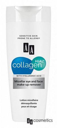 AA Collagen HIAL Micelárny odličovač 200 ml