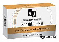 AA Cosmetics Mydlo na jemnú a citlivú pokožku 100 g