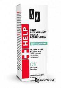 AA Help Acne Upokojujúci a regenerujúci krém 40 ml