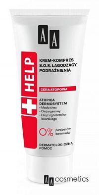 AA Help Atopic Upokojujúci krém S.O.S. 40 ml