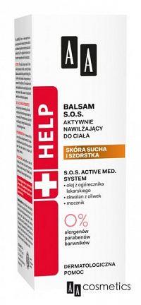 Aa Help Body Balm SOS telový balzam na suchú pokožku 300 ml
